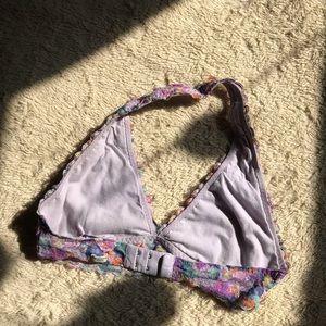 Gilly Hicks Intimates & Sleepwear - gilly hicks floral bralette